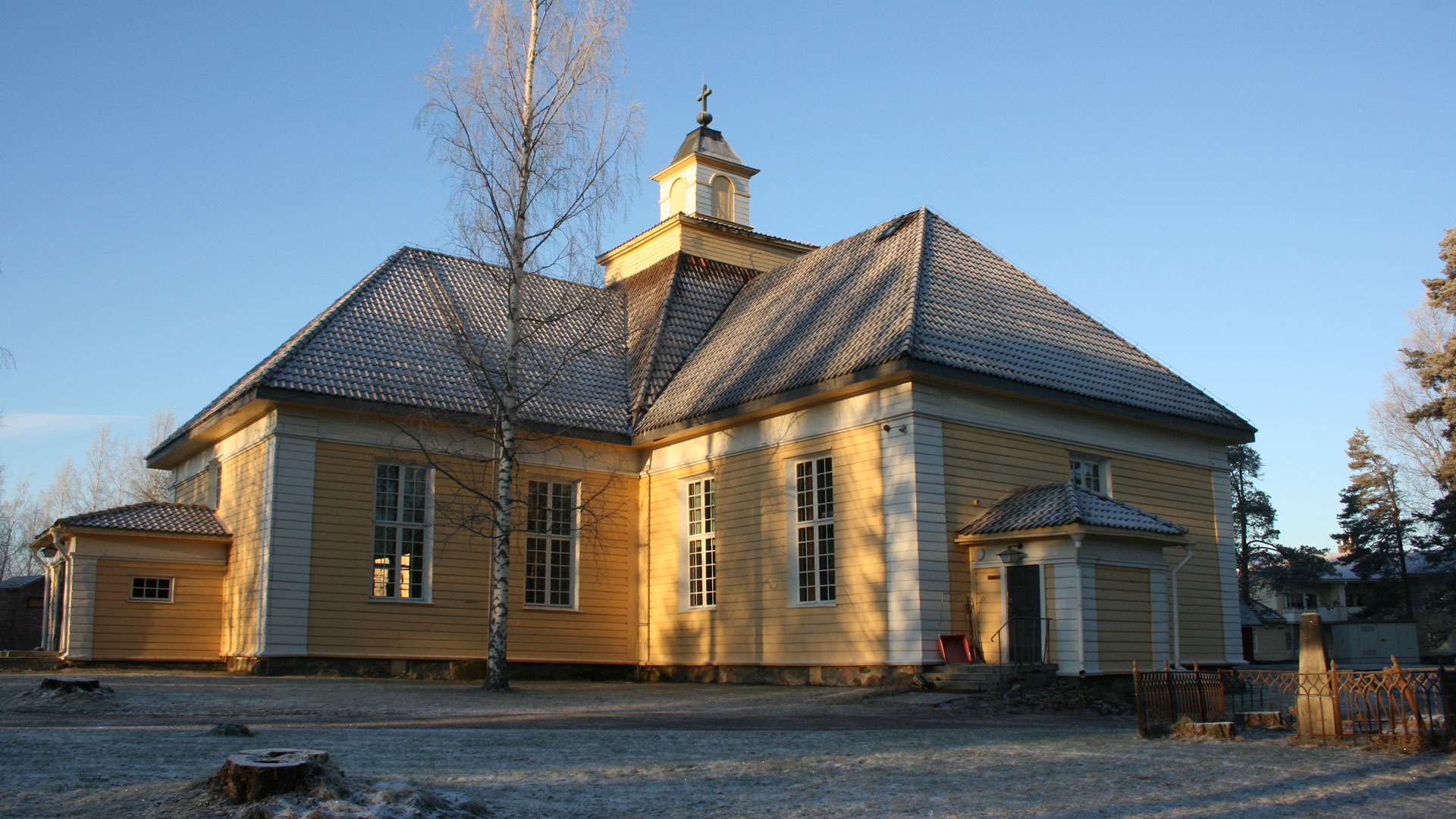 Joroisten kirkko