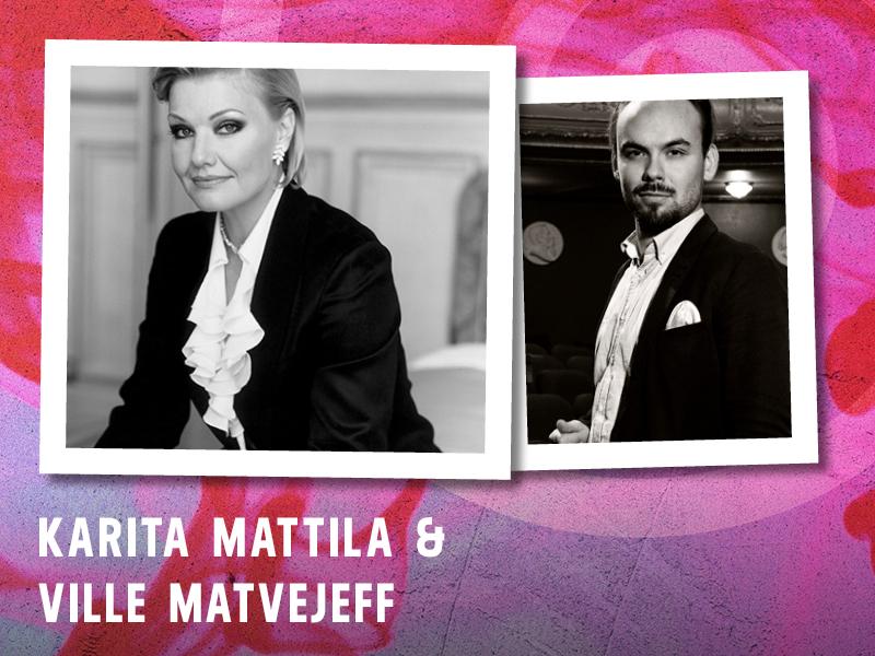 Karita Mattilan konsertti – hyvä tietää