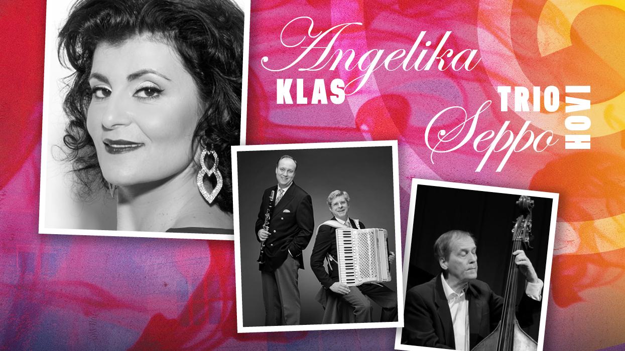 Angelika Klas, Seppo Hovi, Antti Sarpila ja Heikki Sarmanto