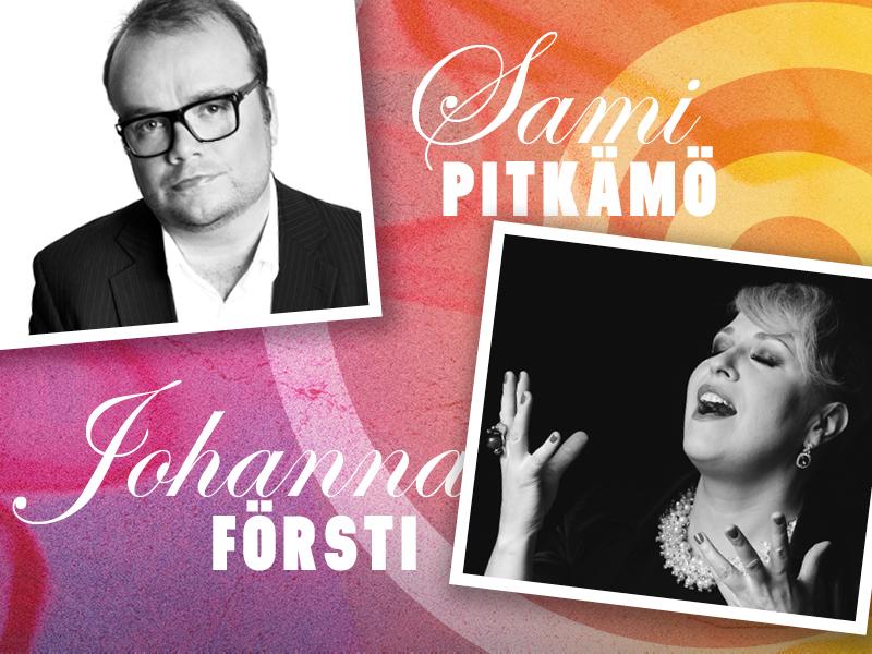 Johanna Försti ja Sami Pitkämö