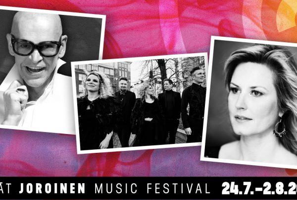 Joroinen Music Festival 24.7.-2.8.2020 - TBA tapahtuman kuvituskuva